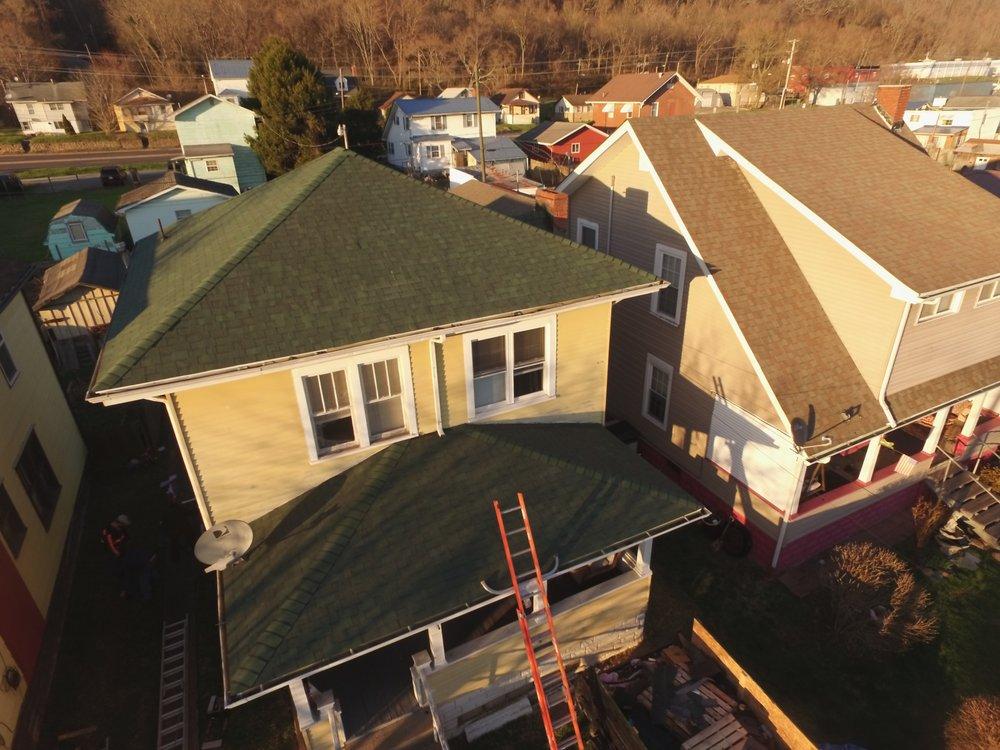 Elite Roofing: 277 S Pinch Rd, Elkview, WV