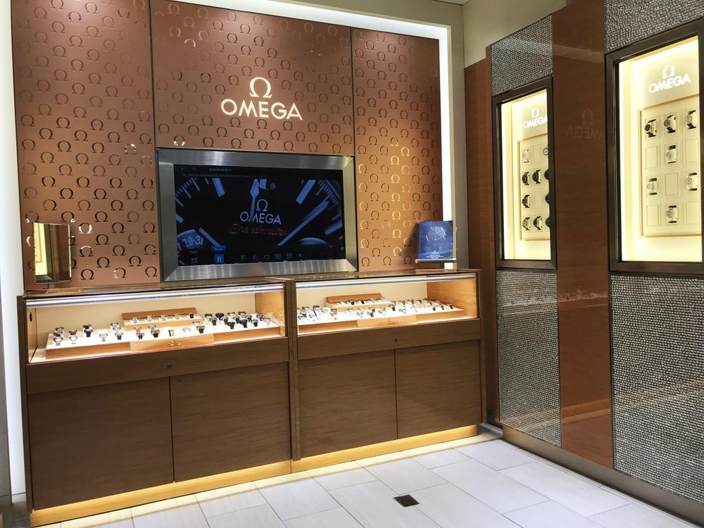 Omega Authorized Dealer >> Burdeen S Jewelry Is An Authorized Dealer Of Omega Watches Including
