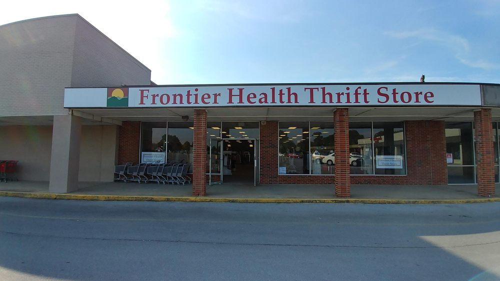Frontier Industries Thrift Store: 1145 N Eastman Rd, Kingsport, TN