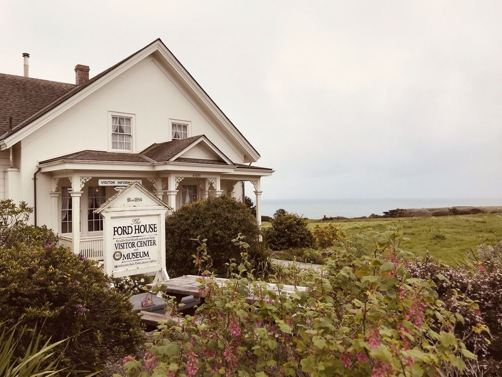Ford House Visitor Center: 45035 Main St, Mendocino, CA