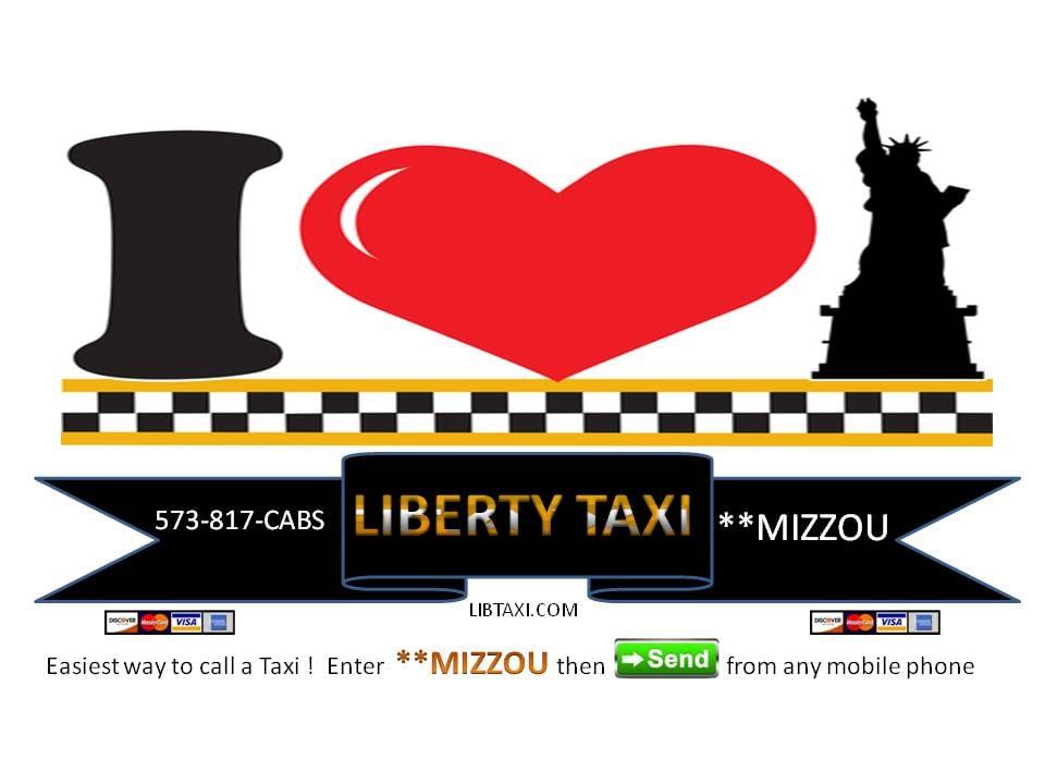 Liberty Taxi: 9 N 10th St, Columbia, MO