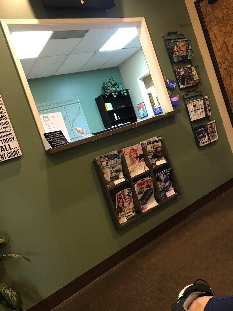Chiropractic Sports Institute: 2277 Townsgate Rd, Westlake Village, CA