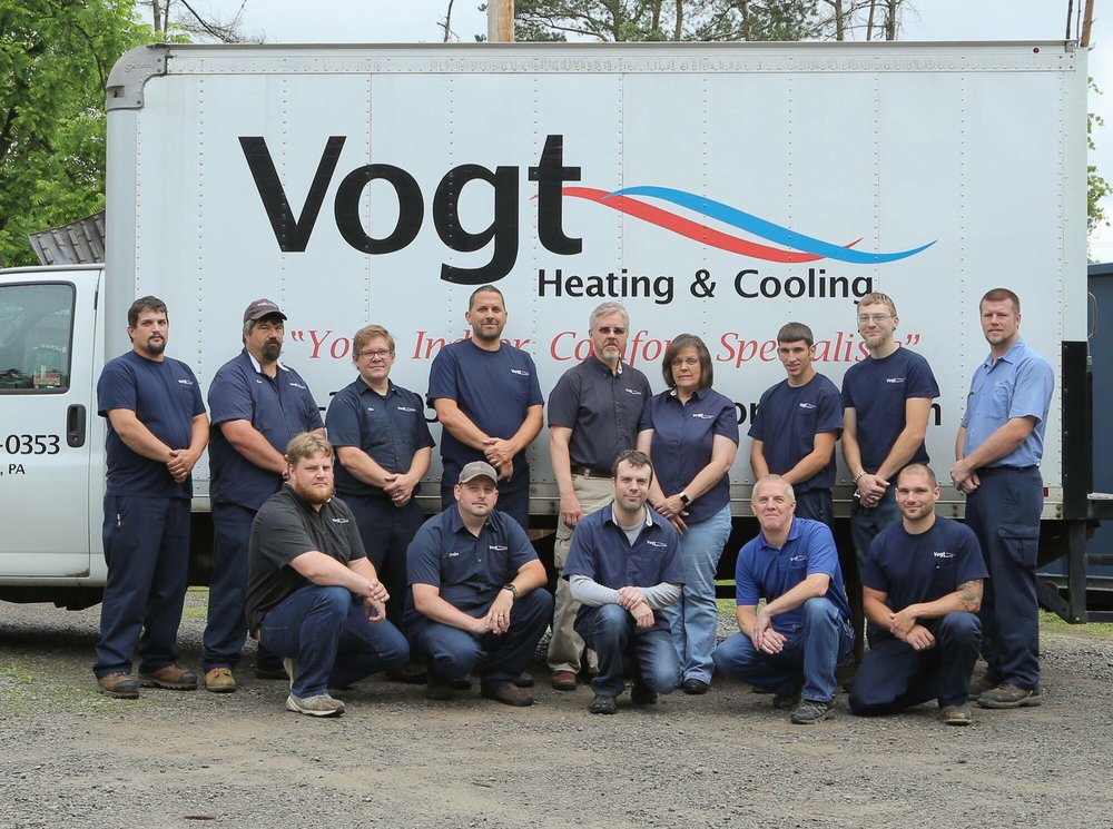 Vogt Heating & Cooling: Meadville, PA