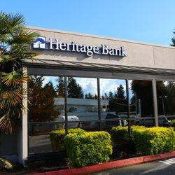 heritage bank shoreline wa
