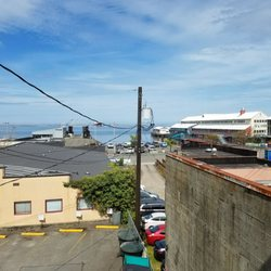 Photo Of Downtown Hotel Port Angeles Wa United States View From Room