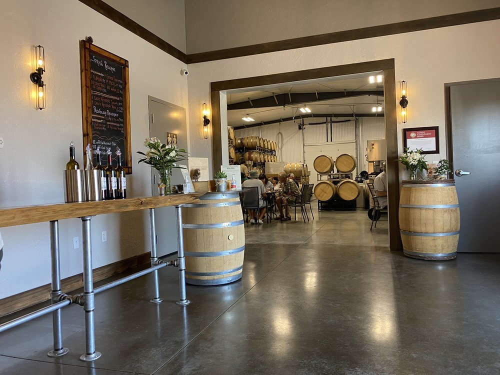 Clearwater Canyon Cellars: 3143 10th St, Lewiston, ID