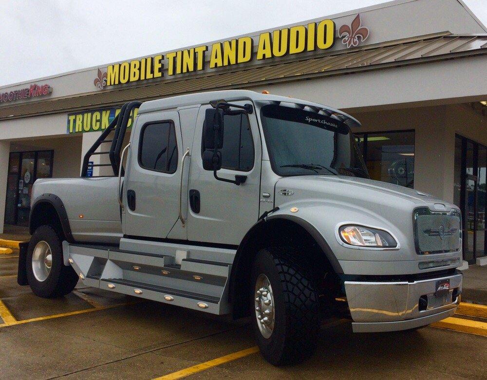 Mobile Tint and Audio: 3370 Paris Rd, Chalmette, LA