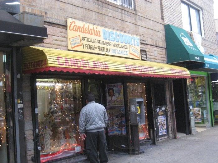 Candalaria Botanica: 9217 Roosevelt Ave, Jackson Heights, NY