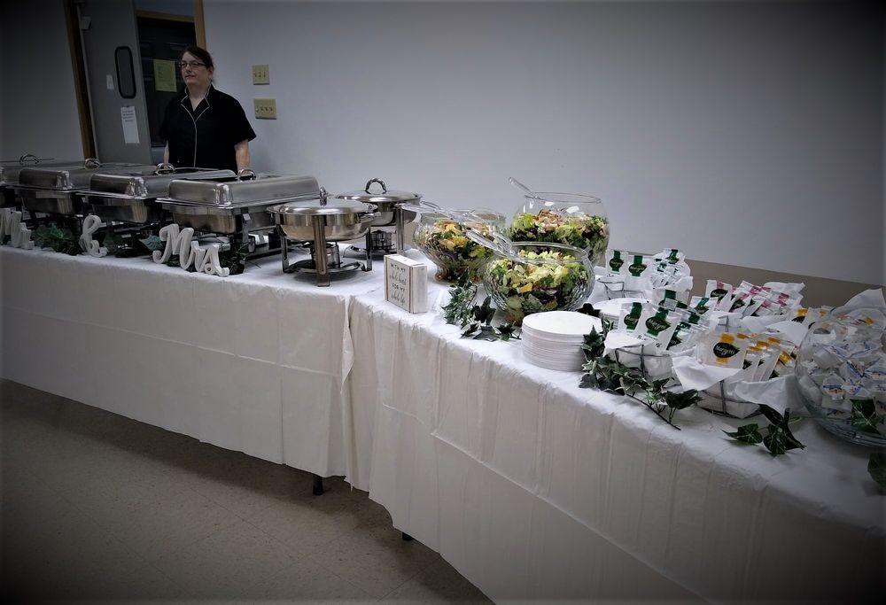 B&B Buffet Catering: Middlebourne, WV