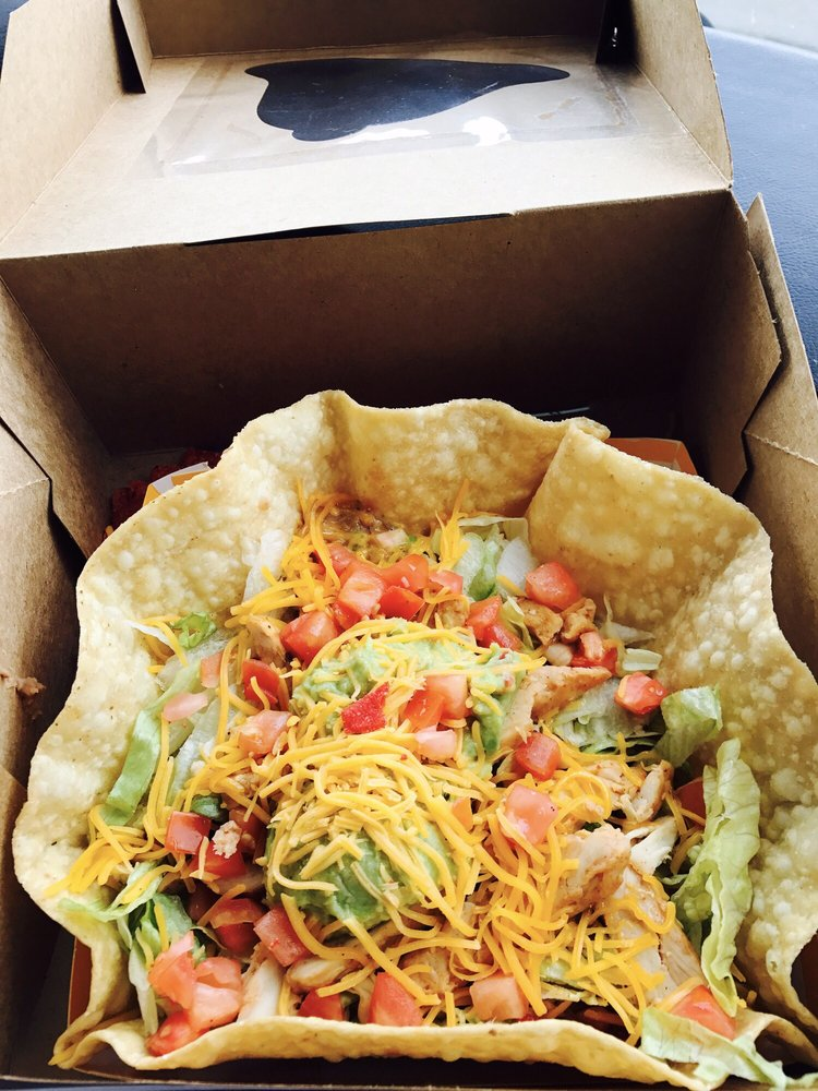 Taco Bell: 2425 State Hwy 74, Purcell, OK