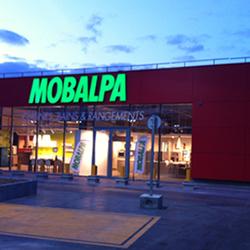 Mobalpa - Keuken en badkamer - Meensesteenweg 336, Roeselare, West ...