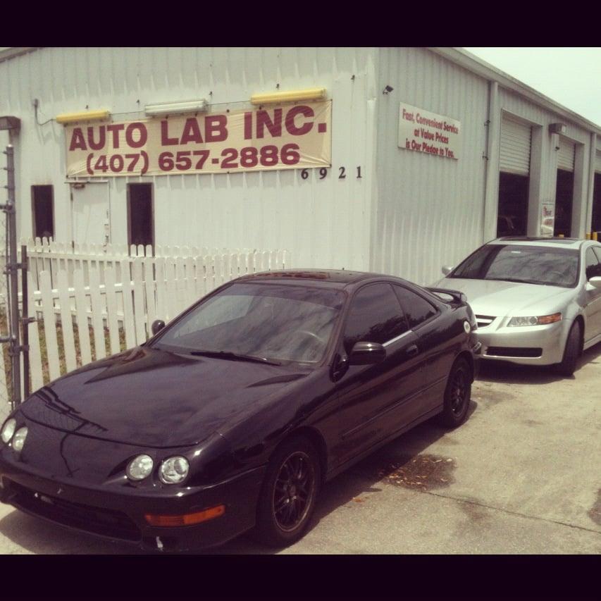 Auto diagnostic lab garages 6921 partridge ln for Garage diag auto