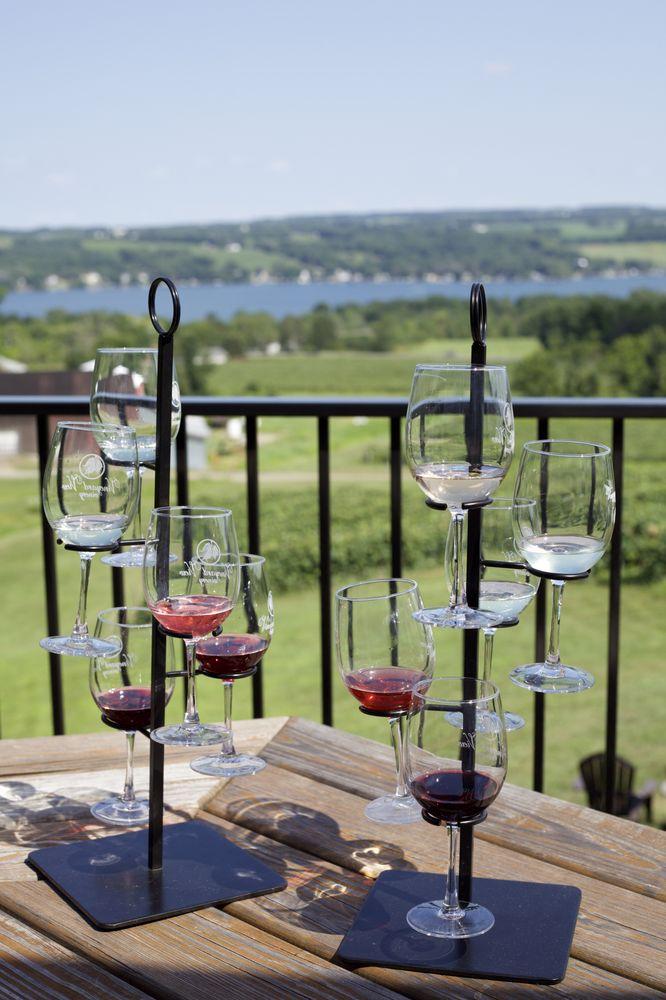 Vineyard View Winery: 2971 Williams Hill Rd, Keuka Park, NY