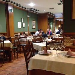 Teletipo Restaurants Calle Garcia De Paredes 53 Chamberi