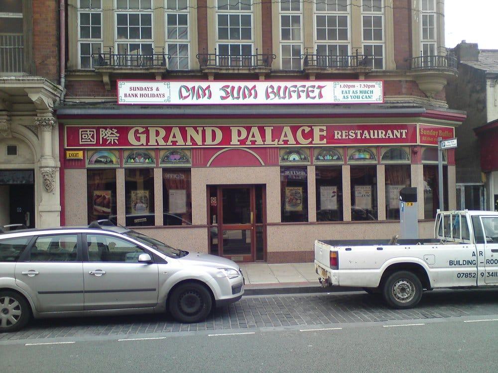 Chinese Restaurant Nevill Street Southport