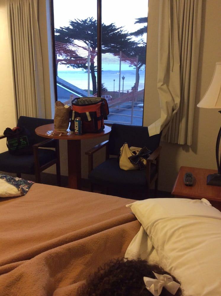 Borg S Ocean Front Motel Room