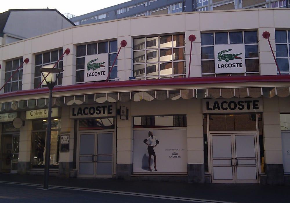 Lacoste magasin d usine outlet 44 mail de lannoy roubaix nord fr - Adresse usine roubaix ...