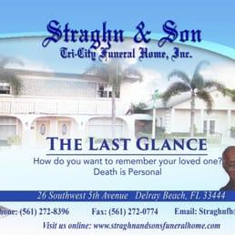 Photo Of Straghn U0026 Son Tri City Funeral Home   Delray Beach, FL,