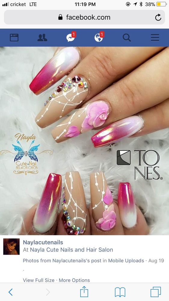 Photos for Nayla Cute Nails and Hair Salon - Yelp