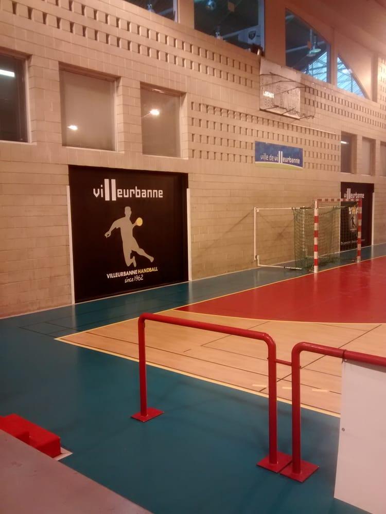 Villeurbanne hanball association amateur sports teams for Garage rue des bienvenus villeurbanne