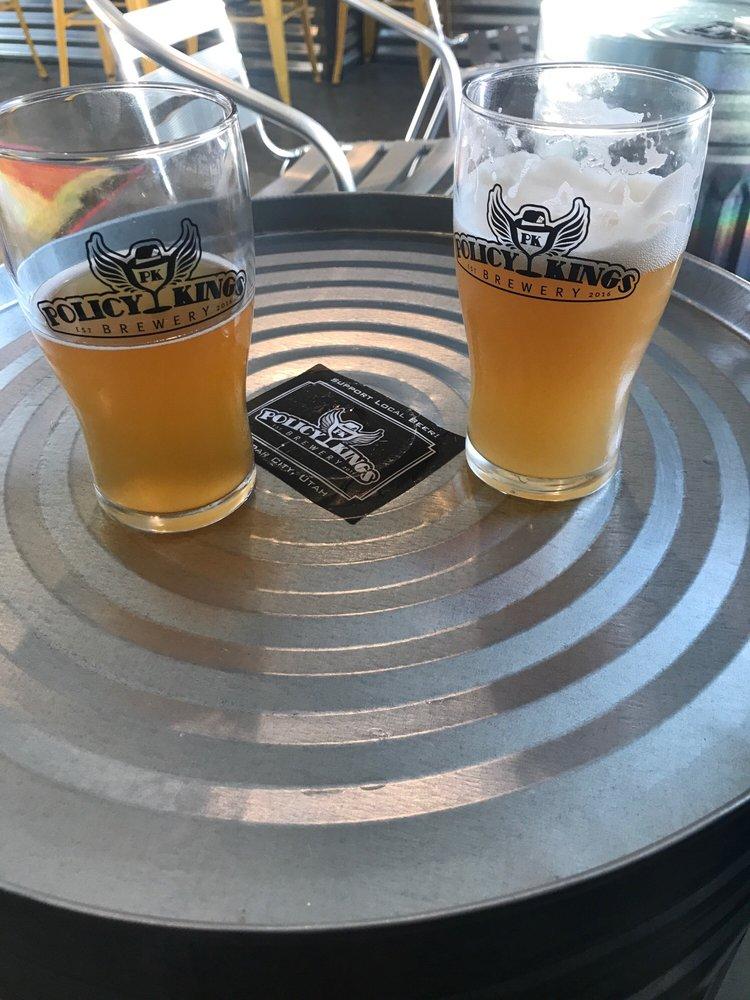 Policy Kings Brewery: 223 N 100th W, Cedar City, UT