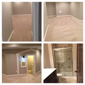finished basement plus 46 photos contractors galena oh rh yelp com Houses with Finished Basements Finished Basement Stairs