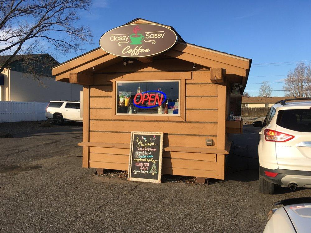 Classy N' Sassy: 1508 Main St, Billings, MT