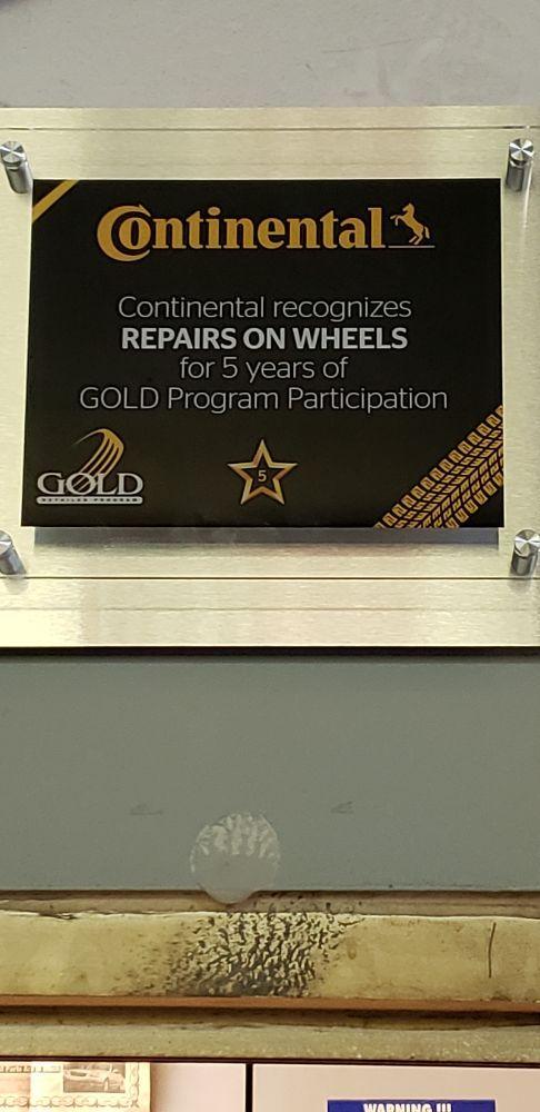 Repairs On Wheels