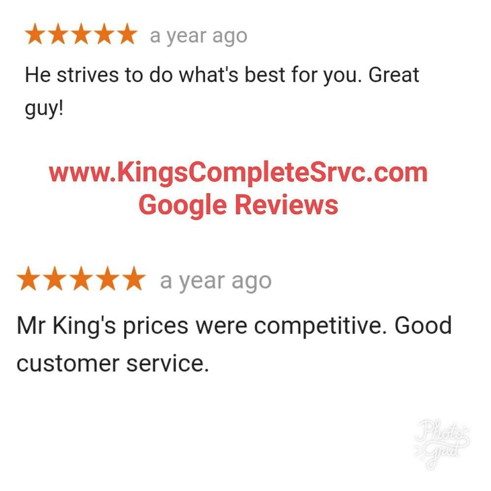 King's Complete Service: Corpus Christi, TX