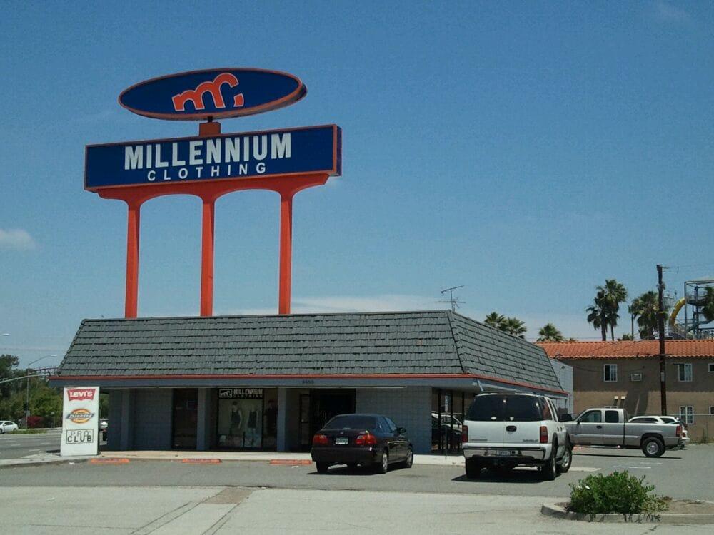 Millennium Clothing