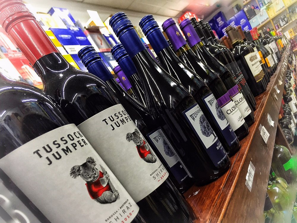 Sunrise Wine & Liquor: 656 Sunrise Hwy, Baldwin, NY