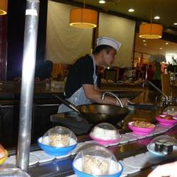 Wok sushi cocina japonesa centre commercial carr for Cocina wok industrial