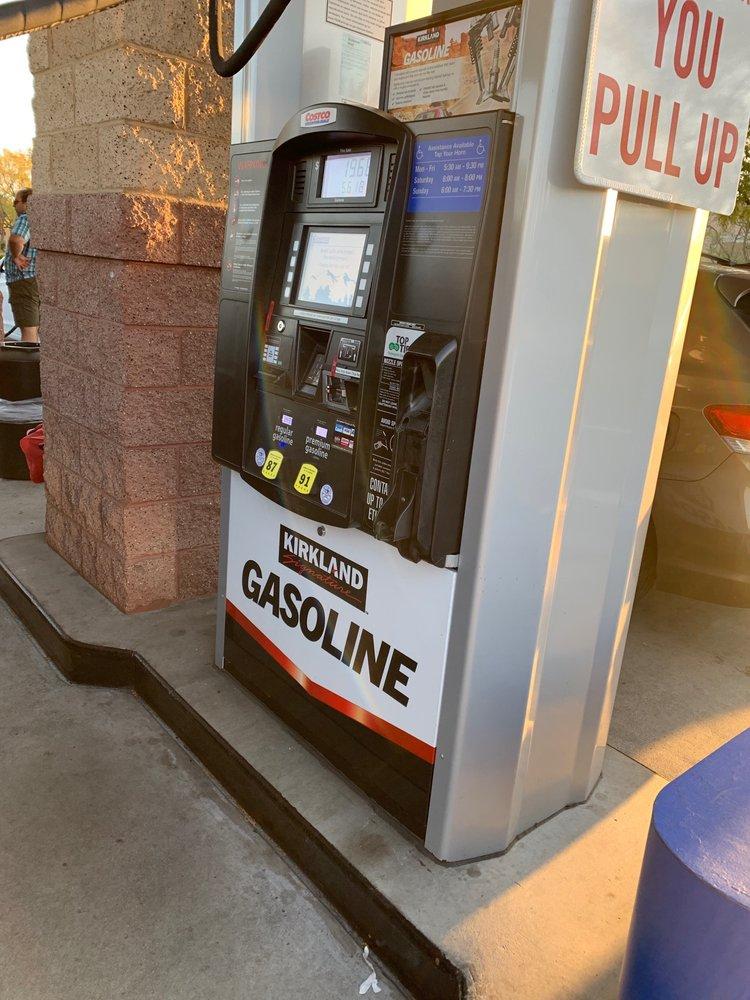Costco Gasoline: 27220 Heather Ridge Rd, Laguna Niguel, CA