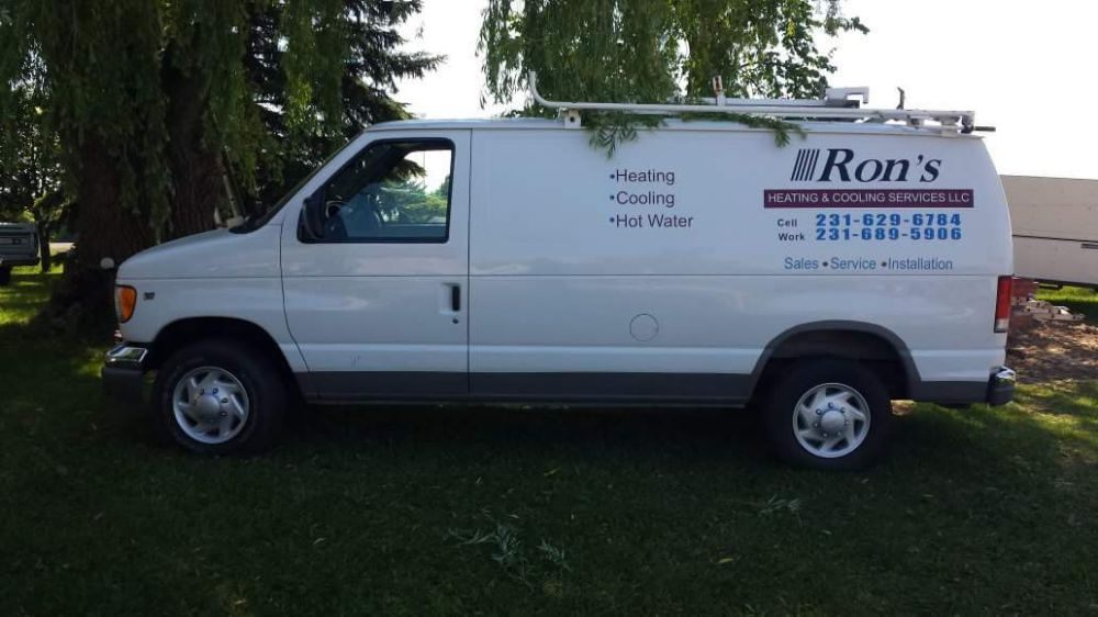 Ron's Heating and Cooling: White Cloud, MI