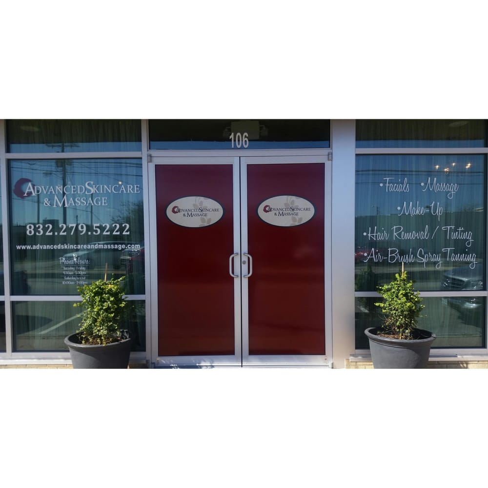 Advanced Skincare and Massage: 106 S Hardie St, Alvin, TX