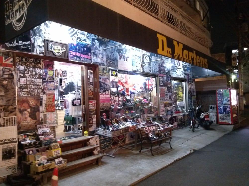 Dr. Martens DMI Harajuku store