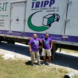 Photo Of A Better Tripp Moving Storage Houston Tx United States