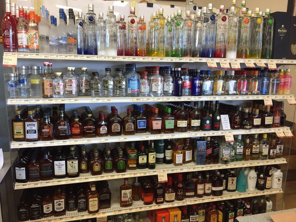 Wine & Spirits Shoppe: 1101 Woodland Rd, Wyomissing, PA