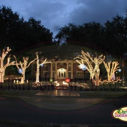 Photo Of Christmas Lights Unlimited Houston Tx United States 2017