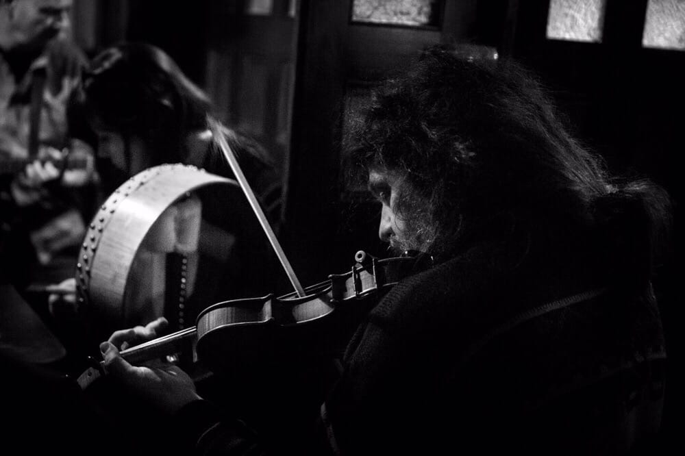 Sunday Trad Session With Seamie O Dowd On Fiddle Yelp