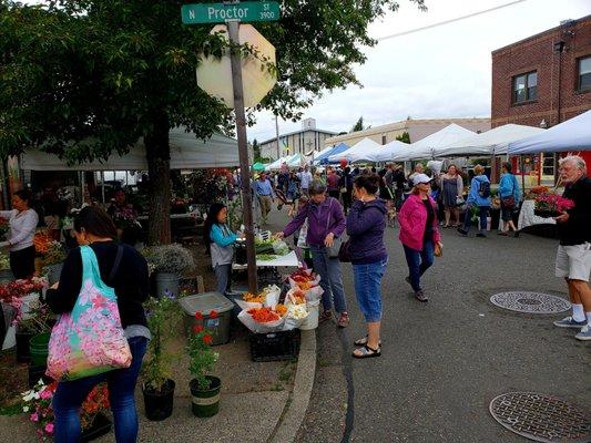 Proctor Farmers Market 2702 N Proctor St Tacoma, WA Food