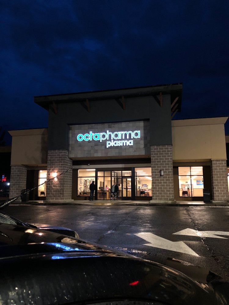 Octapharma Plasma: 5306 Pacific Hwy E, Fife, WA