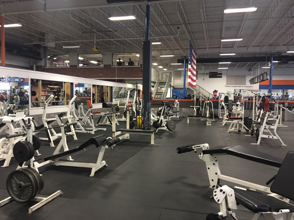Brown's Gym: 1000 S State St, Clarks Summit, PA