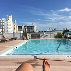 Photo Of The Redbury South Beach Miami Fl United States Rooftop