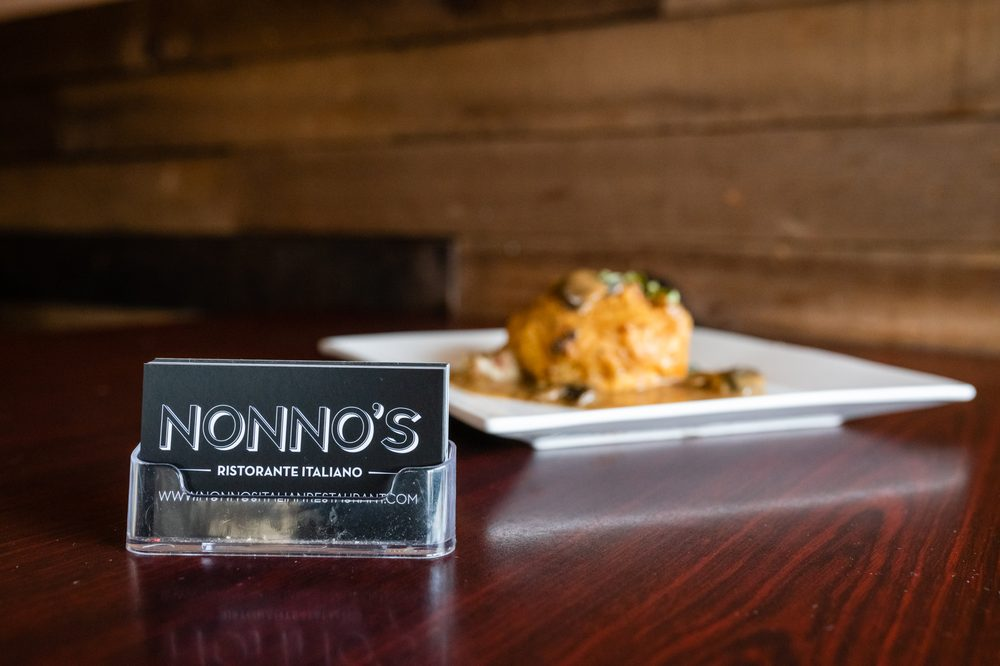 Nonno's Italian Restaurant: 1140 E Altamonte Dr, Altamonte Springs, FL