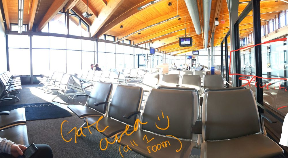 St. Cloud Regional Airport: 1550 45th Ave SE, Saint Cloud, MN