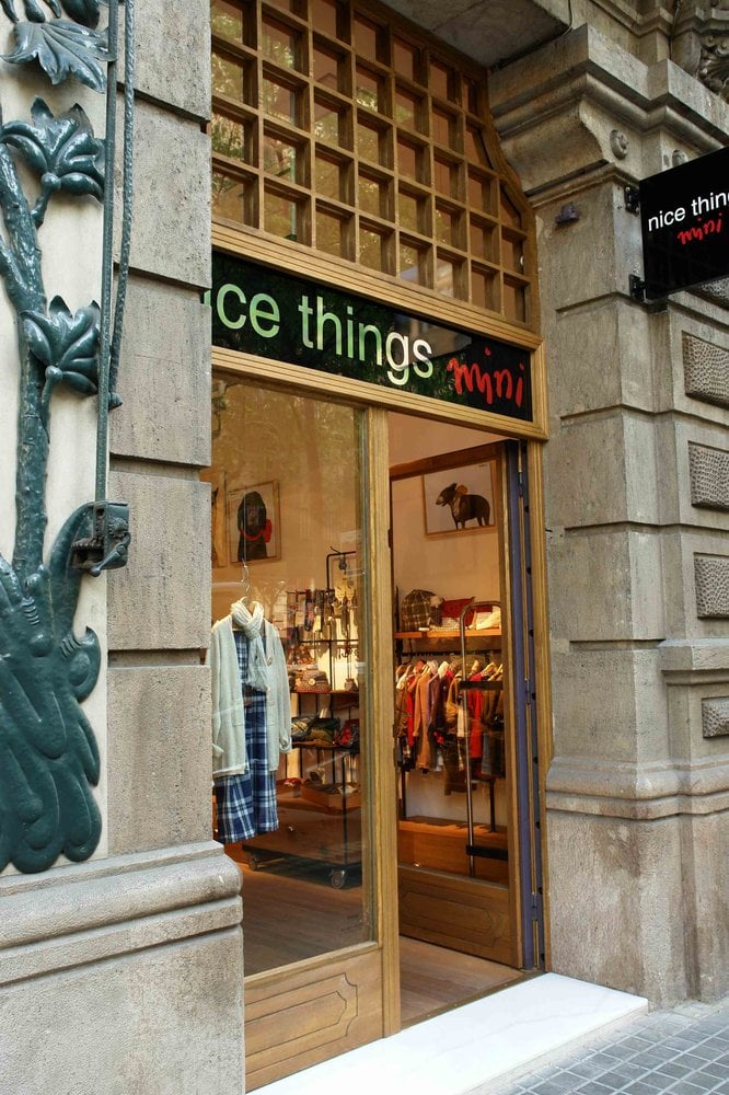 Nice things mini children 39 s clothing carrer val ncia - Nice things valencia ...