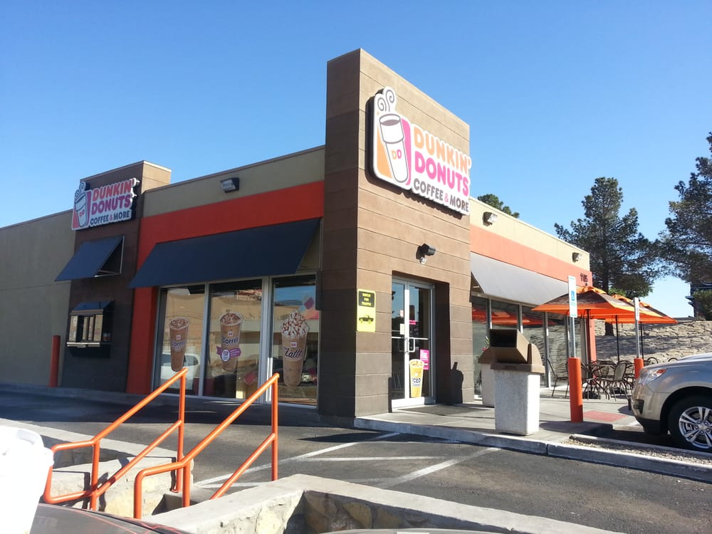 Dunkin' Donuts is a privately held company in El Paso, TX. Categorized under Doughnuts. Current estimates show this company has an annual revenue of less than $, and employs a staff of approximately 10 to