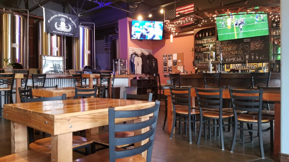 Mad Bomber Brewing Company: 9265 N Government Way, Hayden, ID