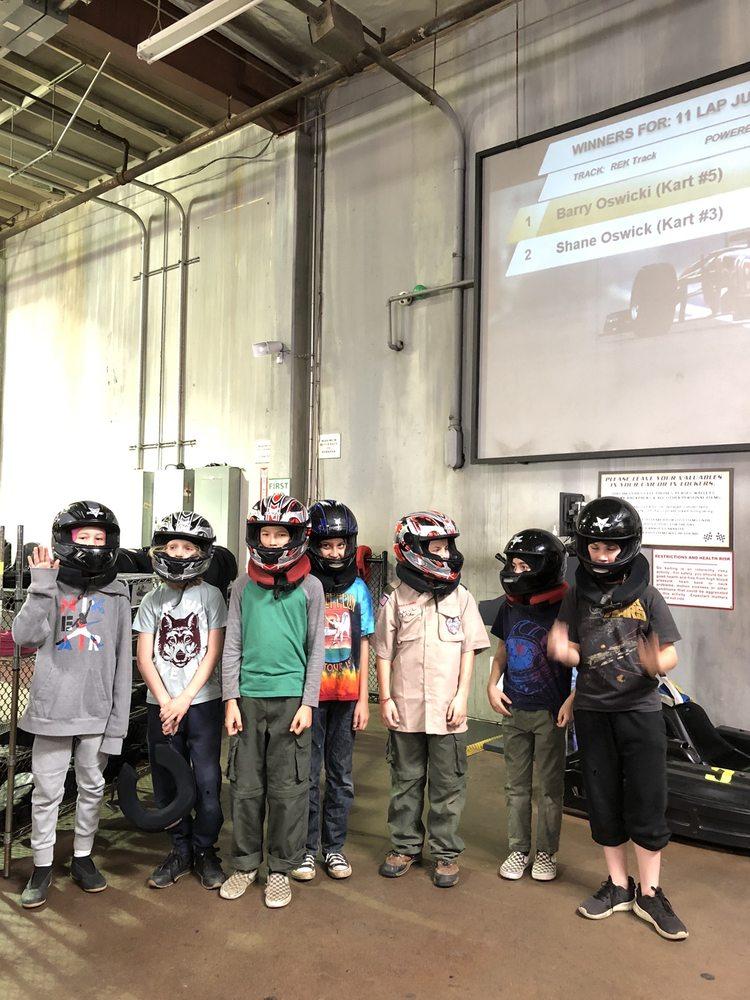 Racer's Edge Indoor Karting